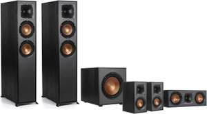 Kit d'enceints Klipsch reference home theater Dolby atmos (Frontaliers Suisse)