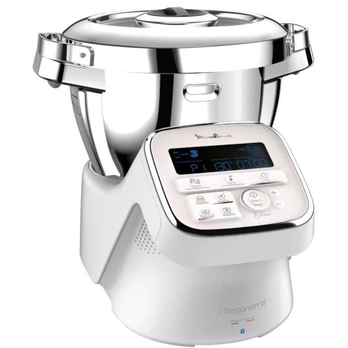 Robot cuiseur Moulinex Companion XL+ multifonctions (Vendeur Tiers)