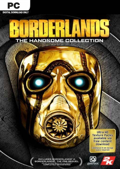 Borderlands: The Handsome Collection sur PC (Dématérialisé - Steam)