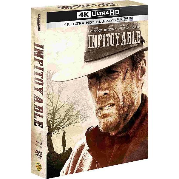 Blu-ray 4K Impitoyable - édition anniversaire