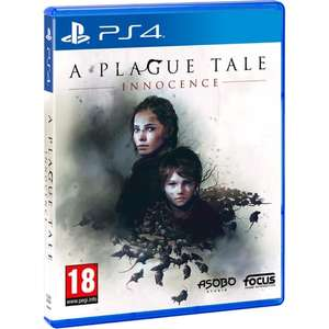 A Plague Tale Innocence sur Ps4