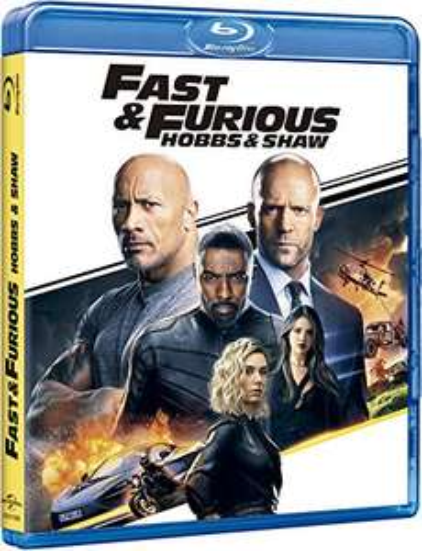 Bluray Fast & Furious : Hobbs & Shaw