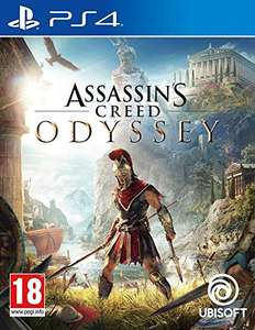Assassin's Creed Odyssey sur PS4 ou Xbox One