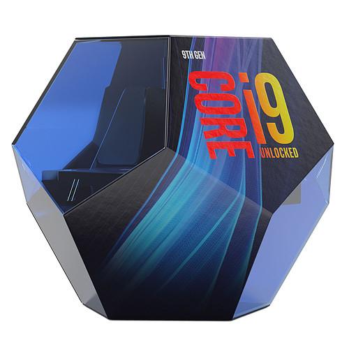 Processeur Intel Core i9-9900K (494,91€ avec BLACKMOUTH)