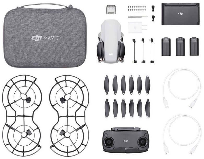 [Pré-commande] Drone quadricoptère DJI Mavic Mini Fly More Combo