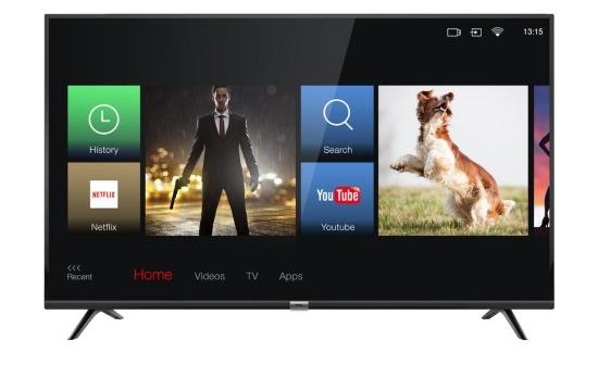 """TV 50"""" TCL 50DC600 - UHD, Smart TV (+ 50€ en bon d'achat)"""