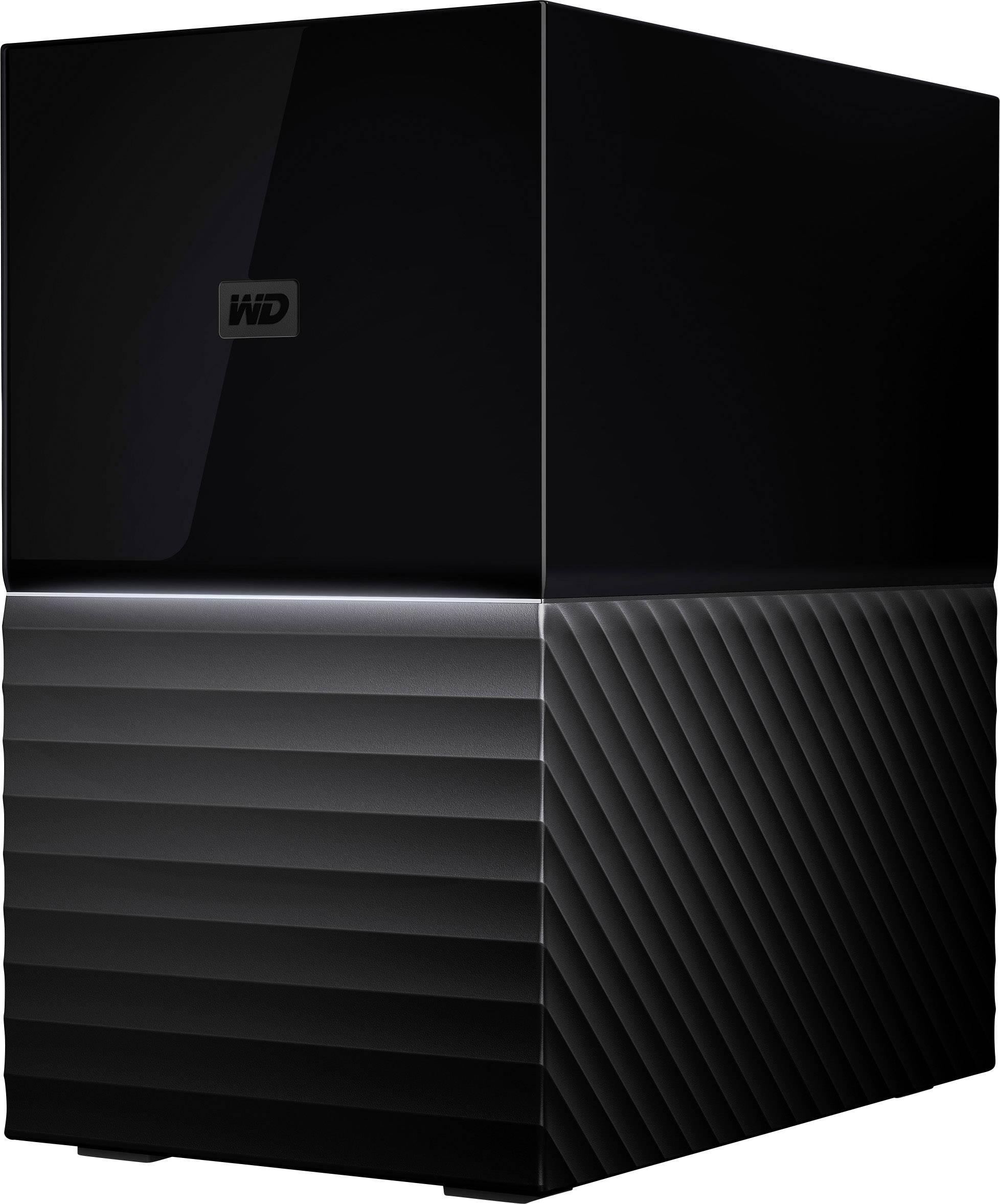 Disque Dur 2x12To = 24To My Book Duo Desktop RAID externe ard Drive USB 3.1