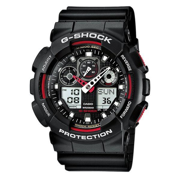 Montre Casio G-shock Ga-100-1a4er (Differents coloris)
