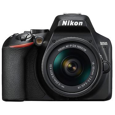 Appareil Photo Nikon D3500 + AF-P DX 18-55 VR + Fourre-tout