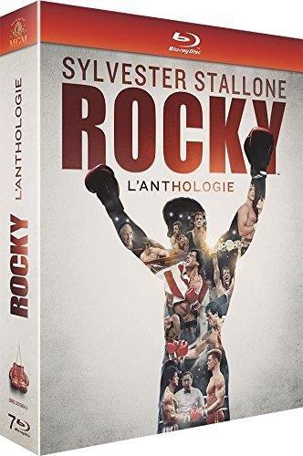 Coffret Blu-Ray : Rocky anthologie (6 films)