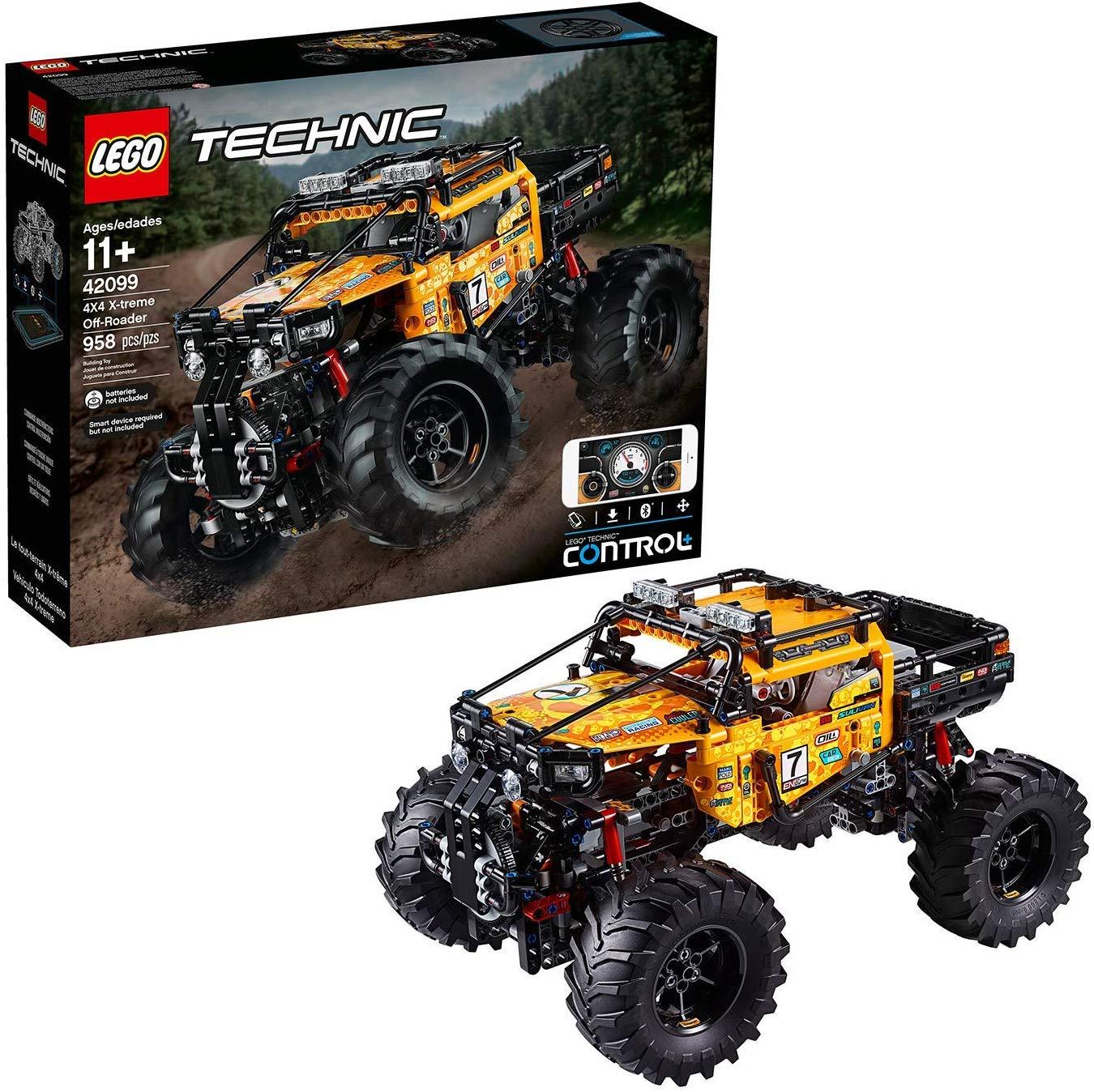 Jouet Lego Technic 42099 4x4 X-treme Off-Roader