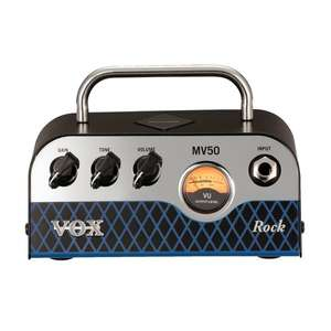 Tête d'ampli guitare Vox MV50 Rock ou High Gain