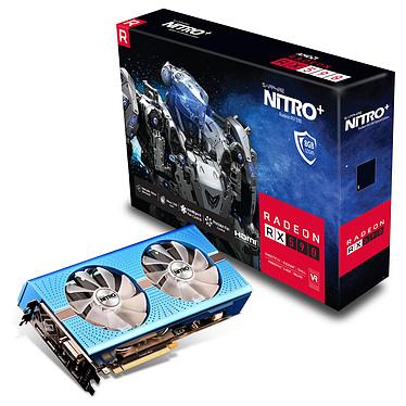 Carte graphique Radeon RX 590 Sapphire NITRO+ 8Go (178,46€ via BLACK)