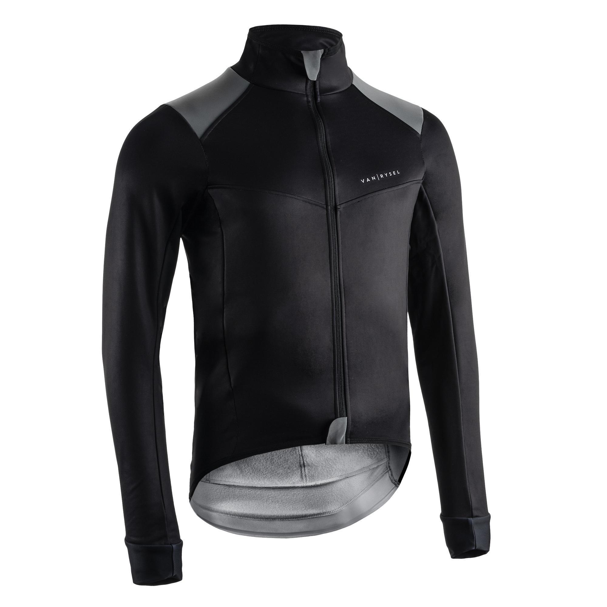 Veste homme Racer Extreme temps froids - Noir