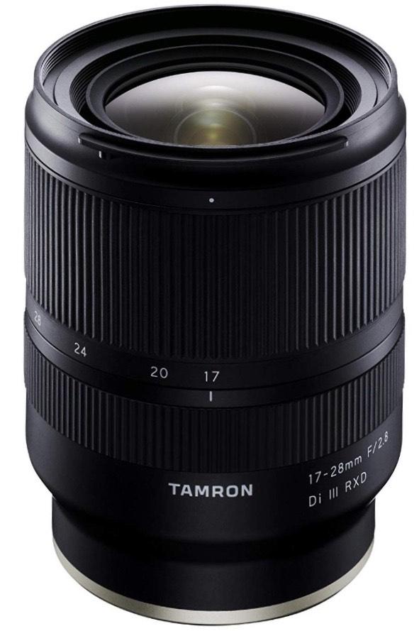 Objectif Tamron 17-28mm f/2.8 Di III RXD