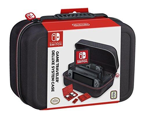Boite de rangement Officiel BigBen pour Nintendo Switch