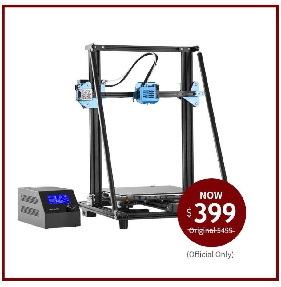 Imprimante 3D Creality CR-10 V2 (creality3dofficial.com)