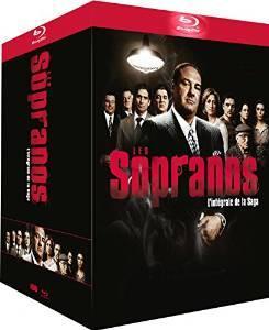 Coffret Blu-ray : Les Soprano - L'intégrale