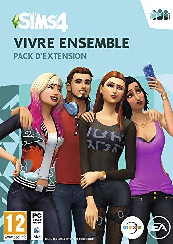 DLC Les Sims 4: Vivre Ensemble sur PC (dématérialisé)