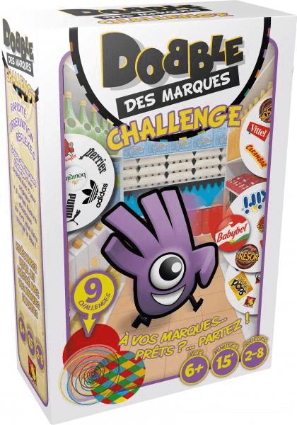 Jeu de société Dobble (des marques) Challenge