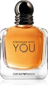 Eau de toilette Emporio Armani Stronger with you - 100ml