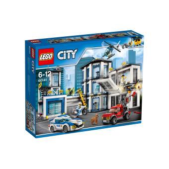 Jeu de construction Lego City - Le commissariat de police (60141)