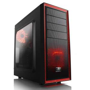 PC Gamer - Ryzen 5 3600, RX5700XT(8Go), 16 Go RAM, 512Go SSD NVMe, Alim Bequiet 500W + 3 jeux + Xbox Game Pass (893.95€ FDPIN avec BLFR2019)