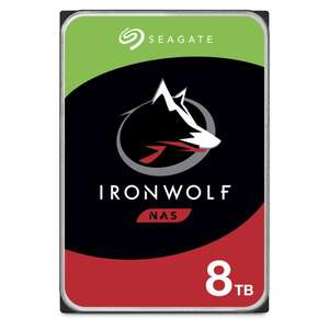 "Disque dur Interne 3.5"" Seagate IronWolf - 8 To"
