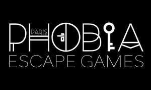 -15% sur les réservations d'escape games chez Phobia Escape Game Paris (75013)