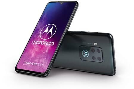 """Smartphone 6.39"""" Motorola One Zoom - 128Go, 4Go de Ram - Double SIM"""