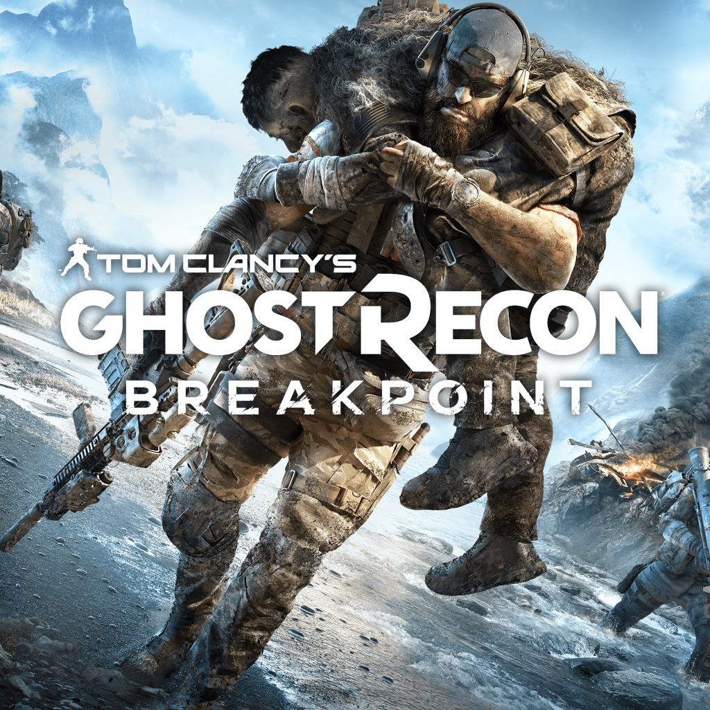 Ghost Recon Breakpoint Ed. Standard sur PC (dématérialisé)