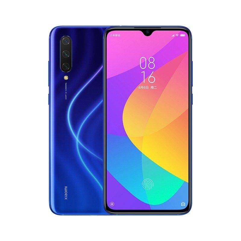 "Smartphone 6.39"" Xiaomi MI 9 Lite - 6 Go de Ram, 64 Go"