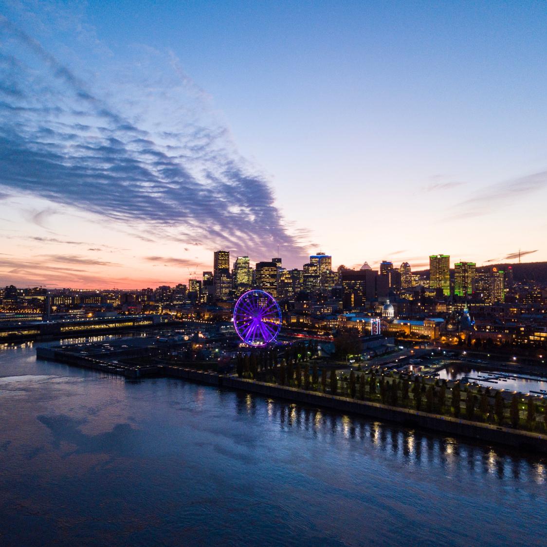 Vol A/R Paris (ORY) - Montréal (YUL) via Corsair, vol direct, sans bagage en soute, de décembre 2019 à décembre 2020 (hors juillet - août)