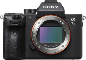 Appareil Photo Sony Alpha A7 III - Boitier Nu (Frontaliers Suisse)