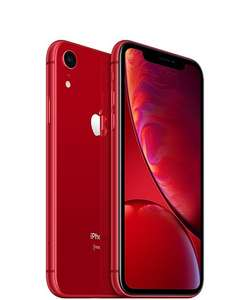 "Smartphone 6.1"" Apple iPhone Xr - A12, 3 Go de RAM, 64 Go, Rouge (+25,4€ en SuperPoints)"