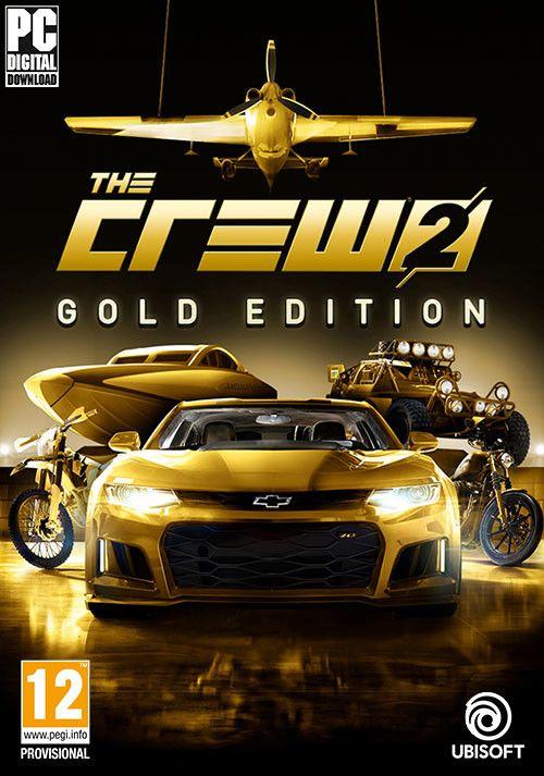 The Crew 2 Édition Gold sur PC (Dématérialisé)