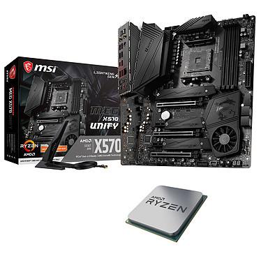 Kit Upgrade PC - CPU AMD Ryzen 9 3950X + CM MSI MEG X570 UNIFY + Xbox Game Pass 3 Mois