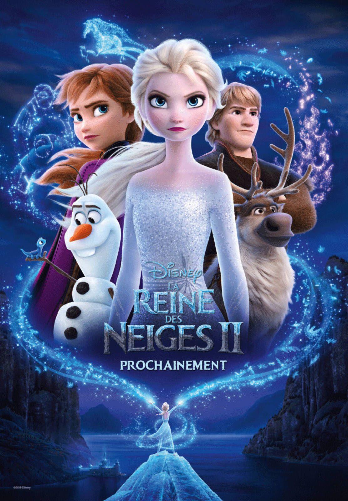 Cinéma de Noël 2019 : Reine des neiges 2 -Ablon-Sur-Seine (94)