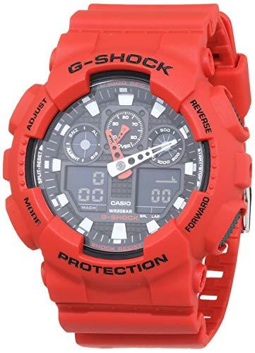 Montre automatique Casio G-Shock GA-100B pour Hommes