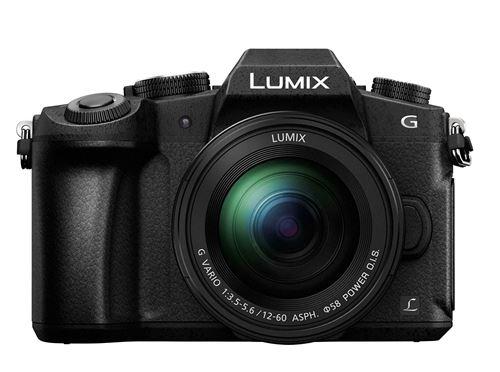 Pack Fnac Hybride Panasonic Lumix DMC-G80 + Objectif 12-60 mm + Fourre-tout + Carte SD 16 Go