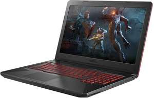 """PC portable 15.6"""" FHD Asus TUF FX504GD-E41262T-BE - i7-8750H, GTX-1050 (4Go), 16Go RAM, 1To + 256Go SSD - Coolblue (frontaliers Belgique)"""