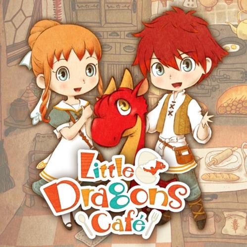 Little Dragons Café sur Switch (Dématérialisé - eShop Canada)