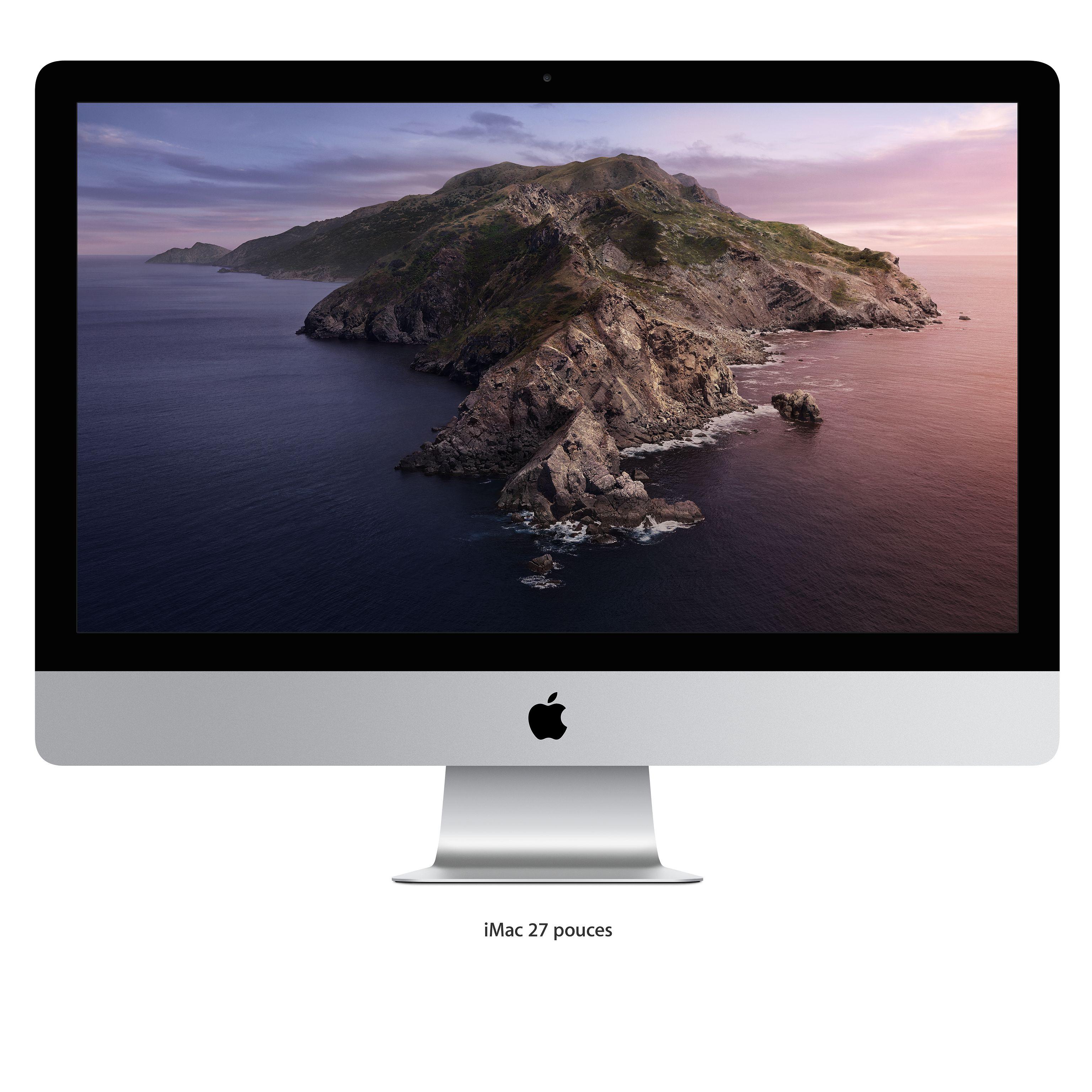 """PC iMac 21,5"""" - Ram 8go, Rom 1To, i5 7e génération à 2,3 GHz (+200€ en carte cadeau)"""