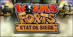 Jeu Worms Forts : Etat de siège gratuit sur PC (Dématérialisé)