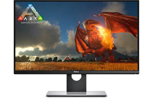 """Jusqu'a -50% sur une sélection d'écrans et 25% sur une sélection d'ordinateurs - Ex : Ecran PC 27"""" Dell 27 Gaming Monitor S2716DG"""