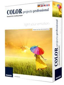 Logiciel Color Projects Pro 1.14 gratuit pour MAC