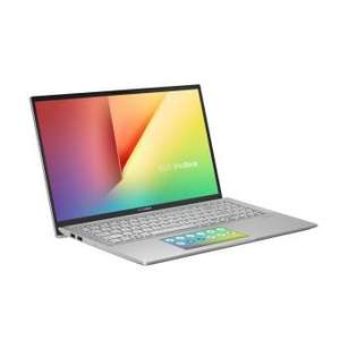 """PC Portable 15.6"""" Asus Vivobook S532FA-BQ123T - Intel Core i5, 8 Go RAM, 512 Go SSD avec Screenpad Argent (Via ODR de 100€)"""