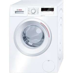 Lave-linge frontal Bosch WAN24130FF - 8kg, 1200 tr/min, A+++, Induction EcoSilence Drive