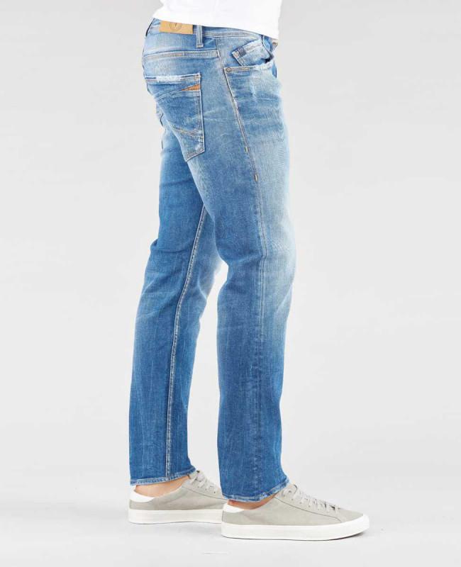 Jusqu'à - 60 % sur une sélection de produits - Ex: Jean Homme 700/11 Slim Bleu Vintage (letempsdescerises.com)