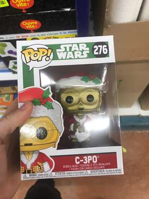 POP Star Wars/marvel édition Noël - (71)